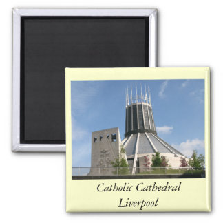 Catholic Cathedral - Liverpool Square Magnet