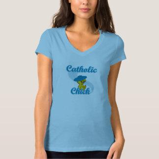 Catholic Chick #3 T-Shirt