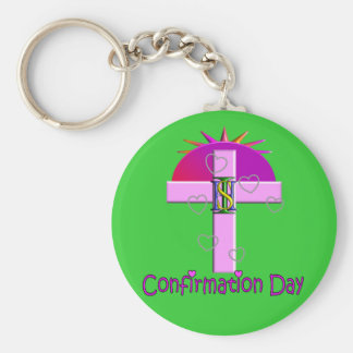 Catholic Confirmation Day Gifts for Kids Key Chain
