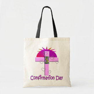 Catholic Confirmation Day Gifts for Kids Budget Tote Bag