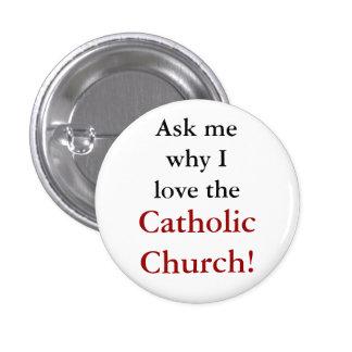 Catholic Evangelization  Button