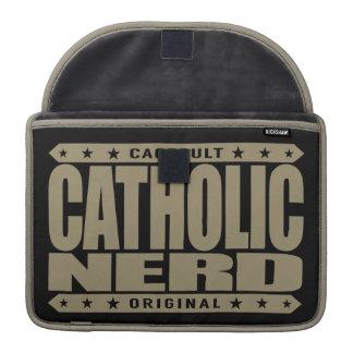CATHOLIC NERD - Thank God for The Big Bang Theory MacBook Pro Sleeve