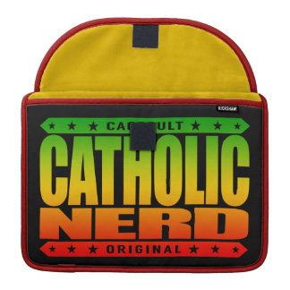 CATHOLIC NERD - Thank God for The Big Bang Theory MacBook Pro Sleeves