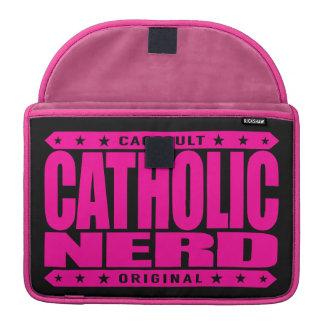 CATHOLIC NERD - Thank God for The Big Bang Theory Sleeve For MacBook Pro