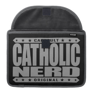 CATHOLIC NERD - Thank God for The Big Bang Theory Sleeves For MacBook Pro