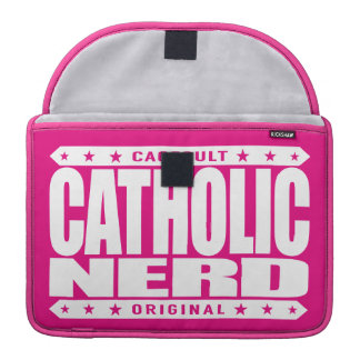 CATHOLIC NERD - Thank God for The Big Bang Theory Sleeves For MacBooks