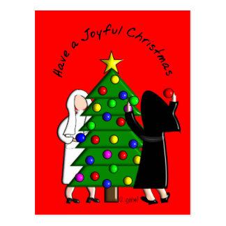 Catholic Nun Art Christmas Cards & Gifts