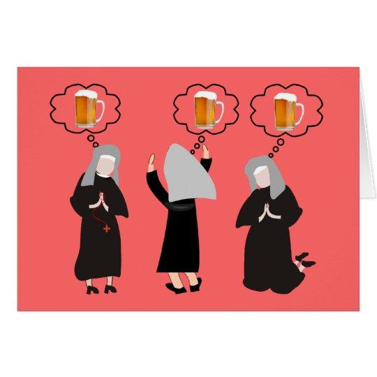 Catholic Nun Gifts~~Hilarious Card