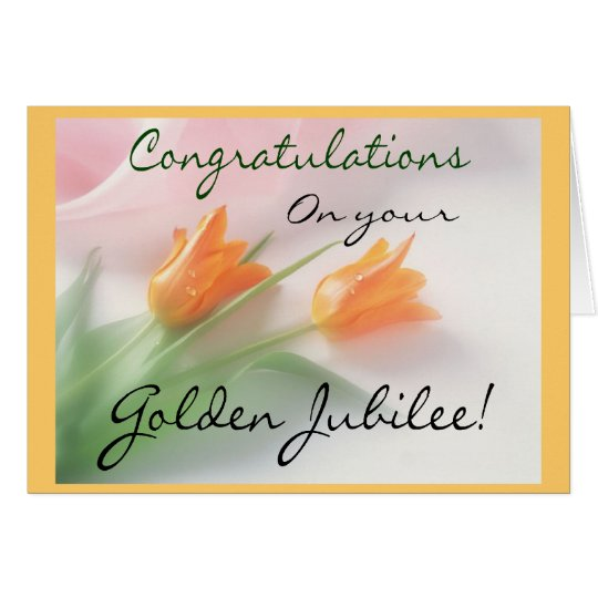 """Catholic Nun """"Golden Jubilee"""" Cards & Gifts"""