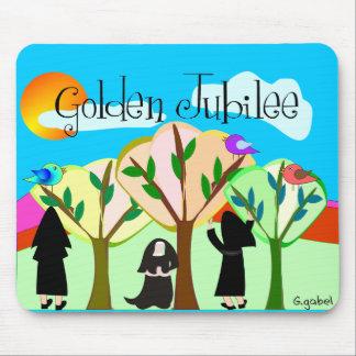 Catholic Nun Golden Jubilee Gifts Mouse Mat