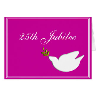 """Catholic Nun """"Silver25th  Jubilee"""" Cards & Gifts"""