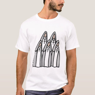Catholic Nuns T-shirt