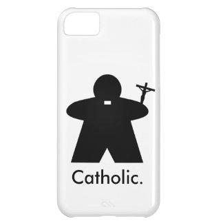 Catholic Priest Meeple iphone case iPhone 5C Case