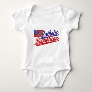 Catholic Republican Tshirt