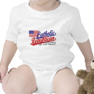 Catholic Republican Bodysuits