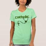 Catholic Rosary Tee Shirts