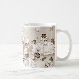 Cathouse Dormitory 1906 Coffee Mug