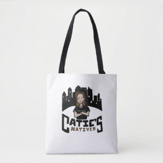 Catie's Natives Tote Bag