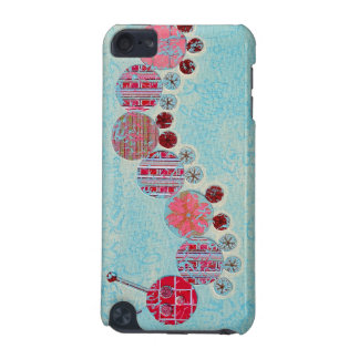 Catipillar Abstract Painting iPod Touch (5th Generation) Covers
