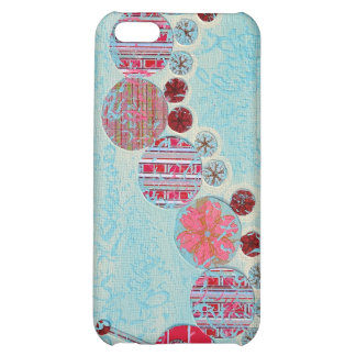 Catipillar Abstract Painting iPhone 5C Case