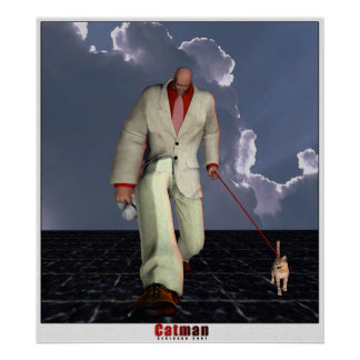 Catman Poster