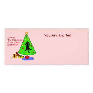 Catmas Experience Personalized Invites
