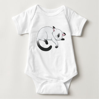 Catnap Baby Bodysuit