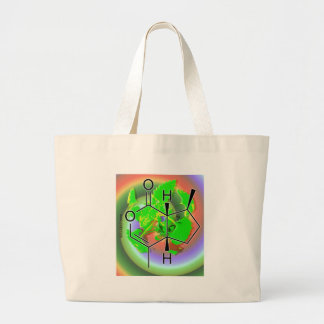 Catnip Trip Large Tote Bag