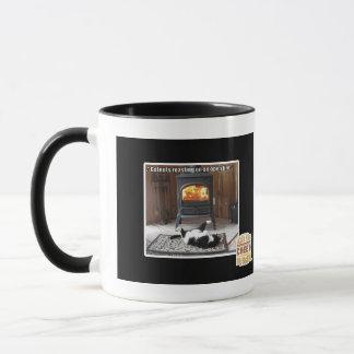Catnuts roasting mug