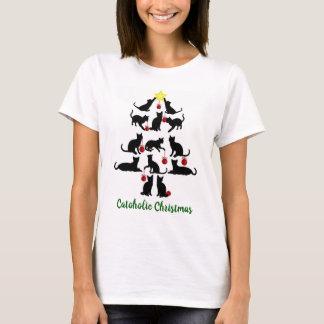 Catoholic Christmas T-Shirt