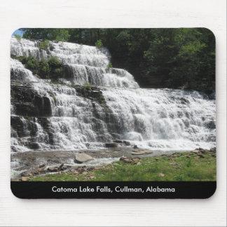 Catoma Lake Falls Mousepad