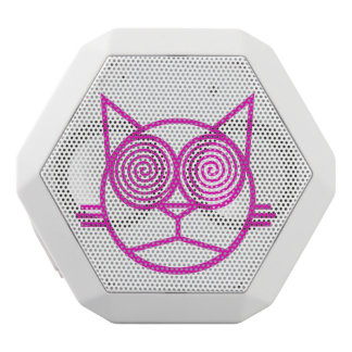 Catpong White Bluetooth Speaker