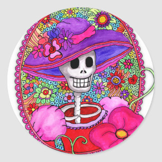 Catrina Beatriz Sticker