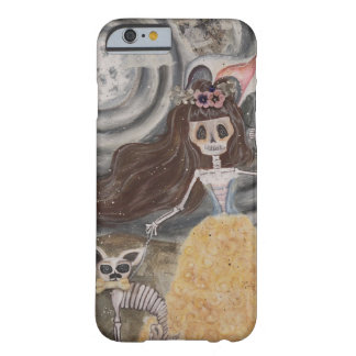 Catrina de la Noche Barely There iPhone 6 Case