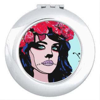 Catrina Makeup Mirror