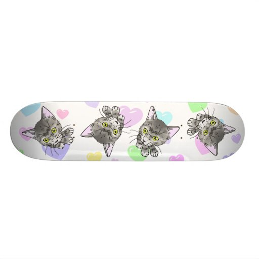 Cats-4 Skate Decks