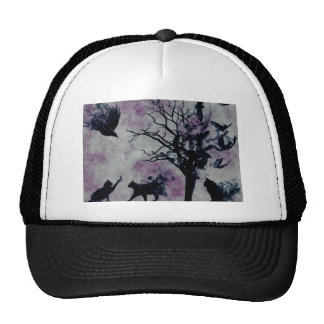 Cats and Crows Cap