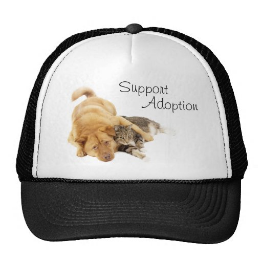 Cats and Dogs Mesh Hats
