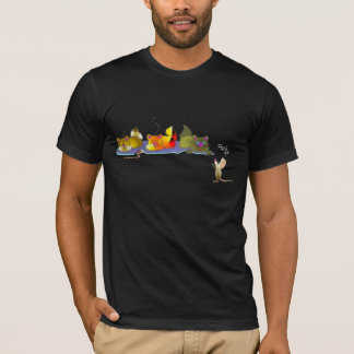 Cats and Mouse T-shirt