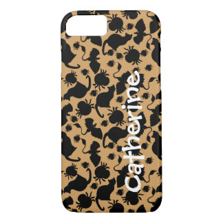 Cats and Spiders Name case