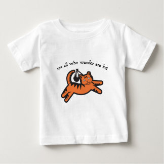 Cats Anonymous throwback Baby T-Shirt