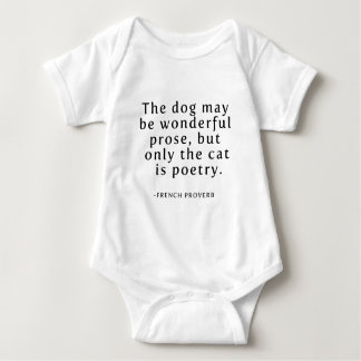 Cats are Poetry Tshirts