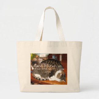 cats canvas bags