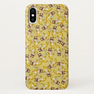 Cats banana iPhone x case