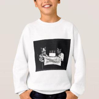 Cats birthday sweatshirt