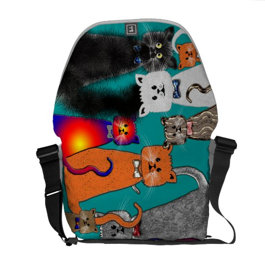 CATS COMMUTER BAG