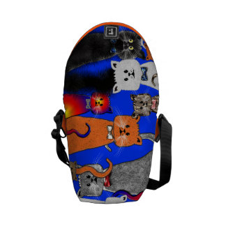 CATS COMMUTER BAGS