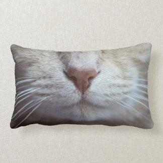 Cat's Cushion, humour Lumbar Cushion