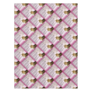 Cats  Daughter in Law Poem Tablecloth