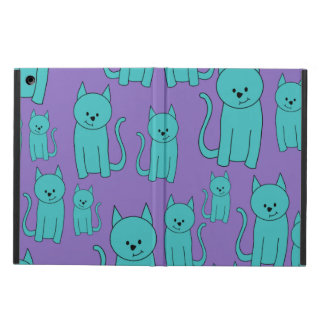Cats Design in Funky Colors. Case For iPad Air